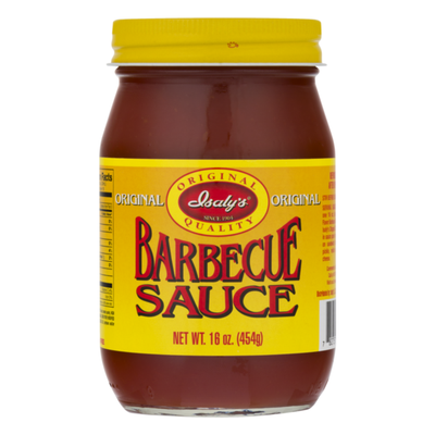 Isaly's Barbecue Sauce, Original