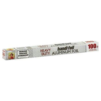 Handi-Foil Aluminum Foil, Heavy Duty