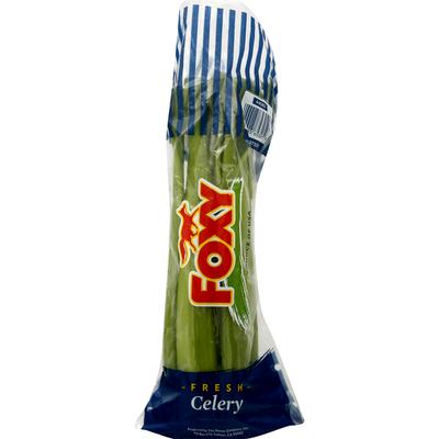 Foxy's Celery