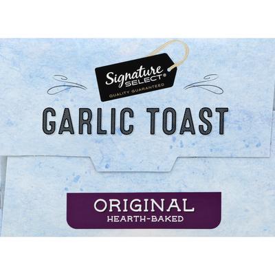 Signature Kitchens Garlic Toast, Original, Hearth-Baked