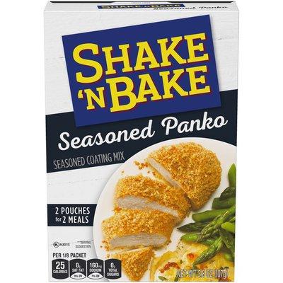 Shake 'N Bake Seasoned Panko Seasoned Coating Mix