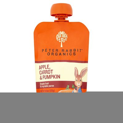 Peter Rabbit Organics Apple, Carrot & Pumpkin