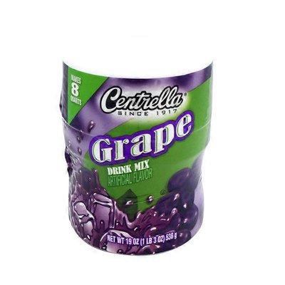 Centrella Grape Drink Mix