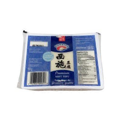 Sunrise Premium Soft Tofu