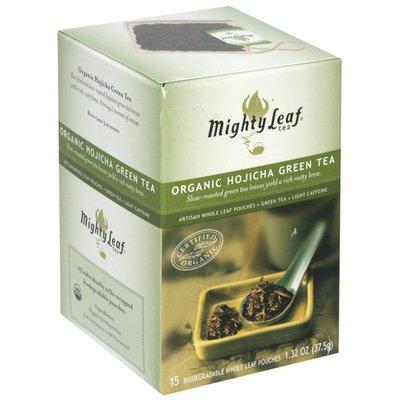 Mighty Leaf Organic Hojicha Green Tea