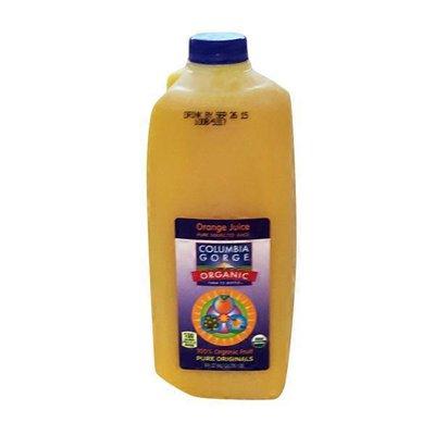 Columbia Gorge Organic Organic Orange Juice