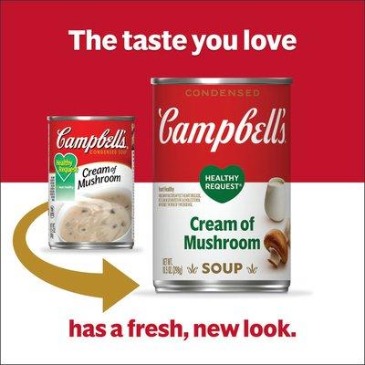 Campbell's® Cream of Mushroom Soup