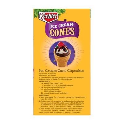 Keebler - Cones Cones Original