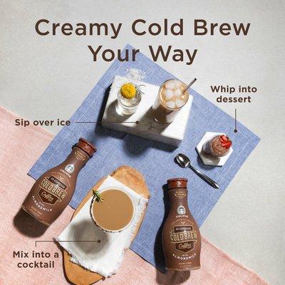 Califia Farms XX Espresso Cold Brew Coffee with Almondmilk