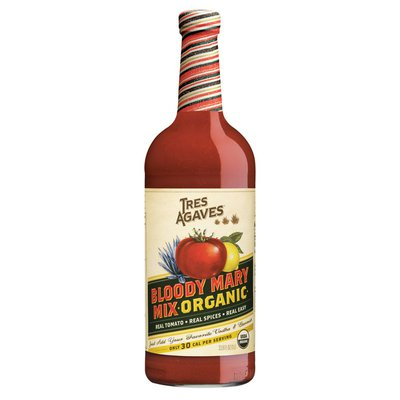Tres Agaves Mixers Organic Bloody Mary Mix