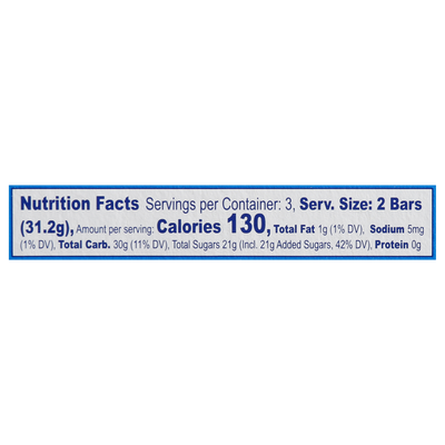 AirHeads Candy Bars, Assorted Flavors