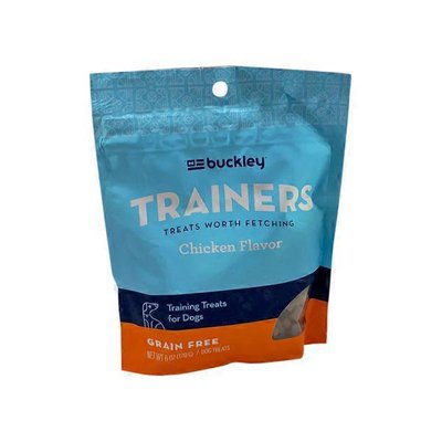 Buckley's Chicken Flavor Training Treats For Dogs