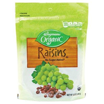 Wegmans Organic Raisins