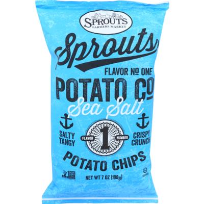 Sprouts Sea Salt Potato Chips