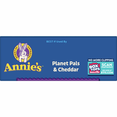 Annie's Mac and Trees Macaroni and Cheese