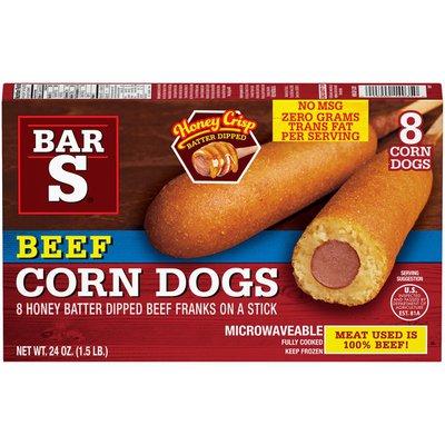 Bar-S Beef Corn Dogs