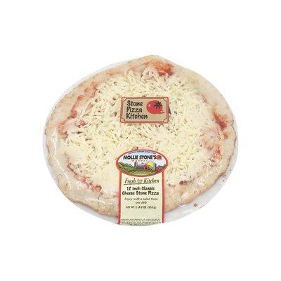 Classic Cheese Stone Pizza
