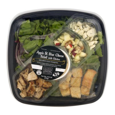 SB Apple & Blue Cheese Salad with Chicken