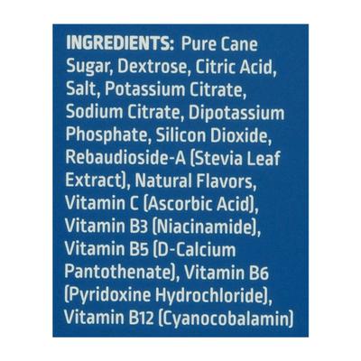 Liquid I.V. Electrolyte Drink Mix, Lemon Lime