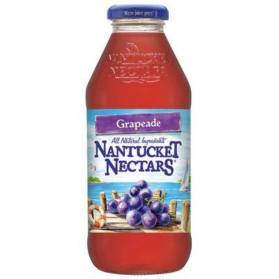Nantucket Nectars Juice Cocktail Grapeade
