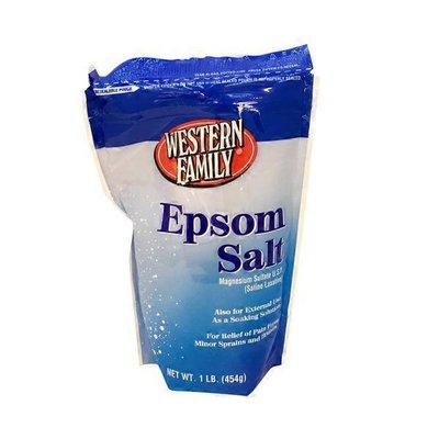 Western Family Epsom Salt