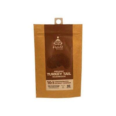 Hybrid Herbs Turkey Tail Mushroom Powder Extract