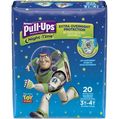 Pull-Ups Night-Time Potty Training Pants for Boys