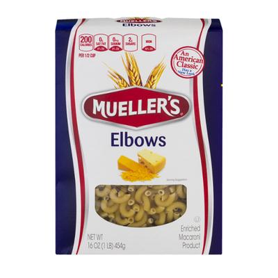 Mueller's Elbows