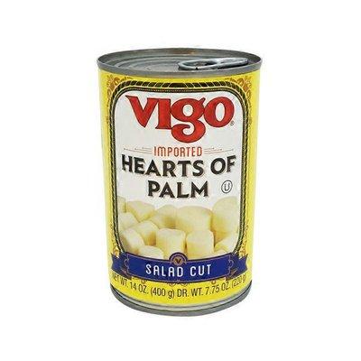 Vigo Salad Cut Hearts Of Palm