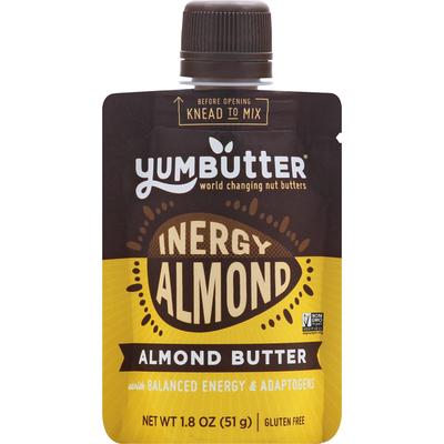 YumButter Almond Butter, Inergy Almond