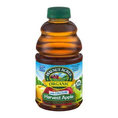 Walnut Acres Organic Harvest Apple Juice with Calcium