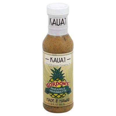 Kauai Vinaigrette, Gordon's Pineapple