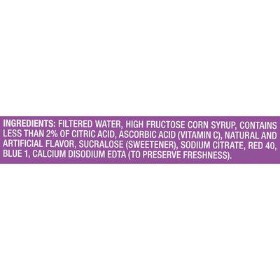 Kool-Aid Jammers Grape Flavored Drink