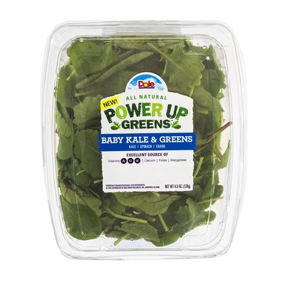 Dole Power Up Greens Baby Kale & Greens