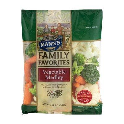 Mann's Family Favorites Vegetable Medley