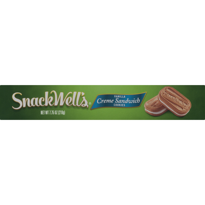 SnackWell's Vanilla Creme Sandwich Cookies
