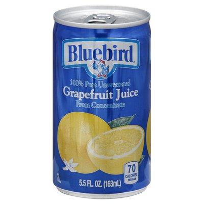 Bluebird Grapefruit Juice, from Concentrate