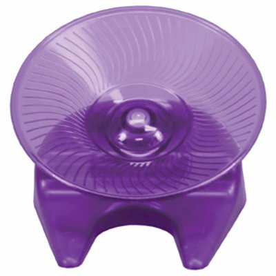 Ware Flying Saucer Exercise Wheel For Small Animals