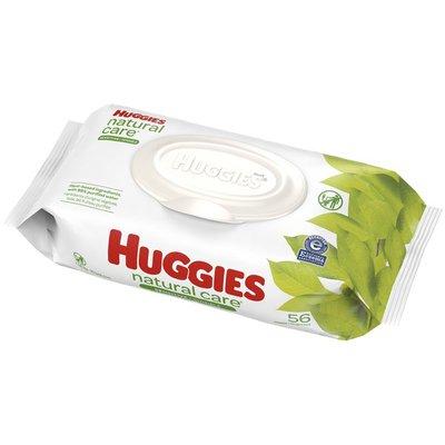 Huggies Natural Care Aloe & Vitamin E Baby Wipes