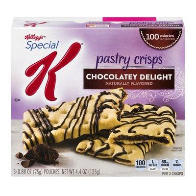 Kellogg's Special K Chocolatey Delight Pastry Crisps