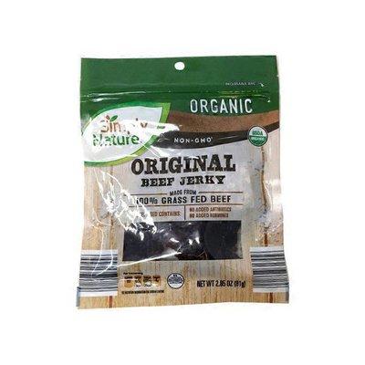 Simply Nature Organic Original Beef Jerky