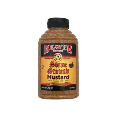 Beaverton Foods Stone Ground Mustard
