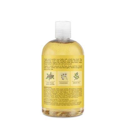 SheaMoisture Baby Wash & Shampoo Raw Shea, Chamomile & Argan Oil
