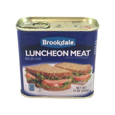 Brookdale Luncheon Meat