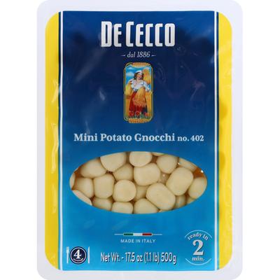 De Cecco Potato Gnocchi, No. 402, Mini