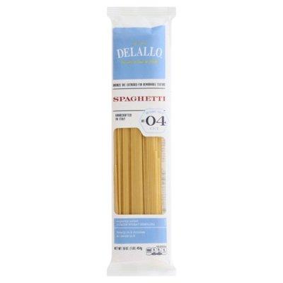 DeLallo Spaghetti, No. 04 Cut