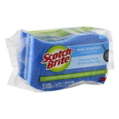 Scotch-Brite Scotch-Brite® Non-Scratch Scrub Sponge