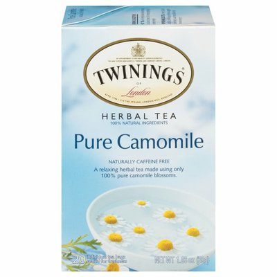 Twinings Pure Camomile Herbal Tea Tea Bags