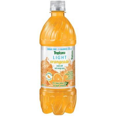 Tropicana Light Orangeade Flavored Juice Drink