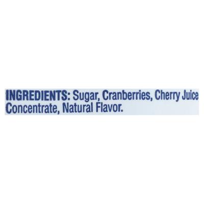Ocean Spray Craisins Cherry Juice Infused Dried Cranberries